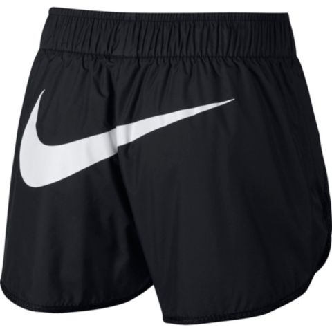 NSW Shorts Dame 010-BLACK/BLACK