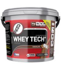 Whey Tech 3kg Sjokolade