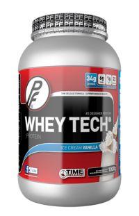 Whey Tech 1kg Vanilje