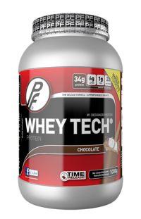 Whey Tech 1kg Sjokolade