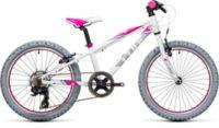 20 White n' Pink Sykkel