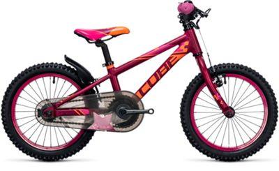 16 Berry n Pink Sykkel