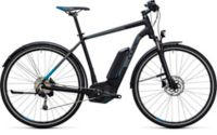 Cross Hybrid Pro Allroad 400 El-sykkel