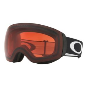 Flight Deck XM - Matte Black - Prizm™ Rose goggles