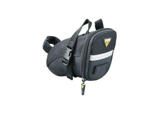 Sadelveske Aero Velcro Small
