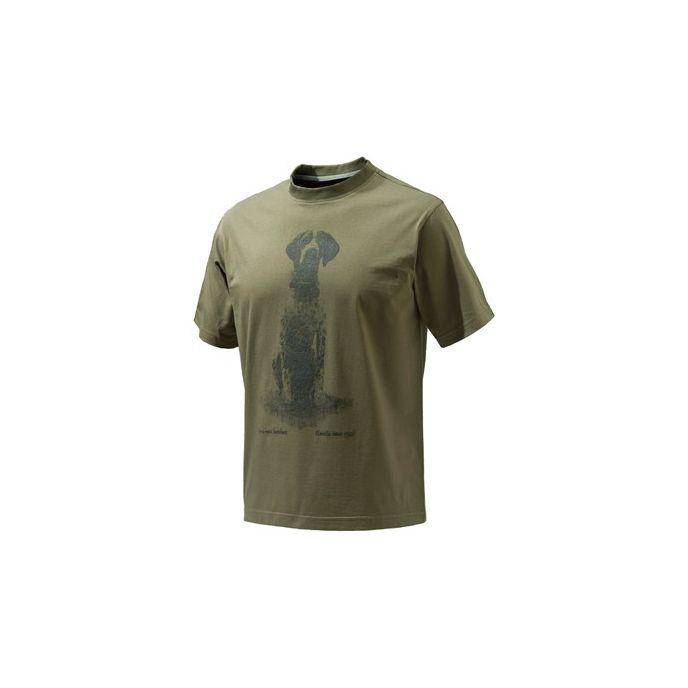 Hunting Dog T-Skjorte