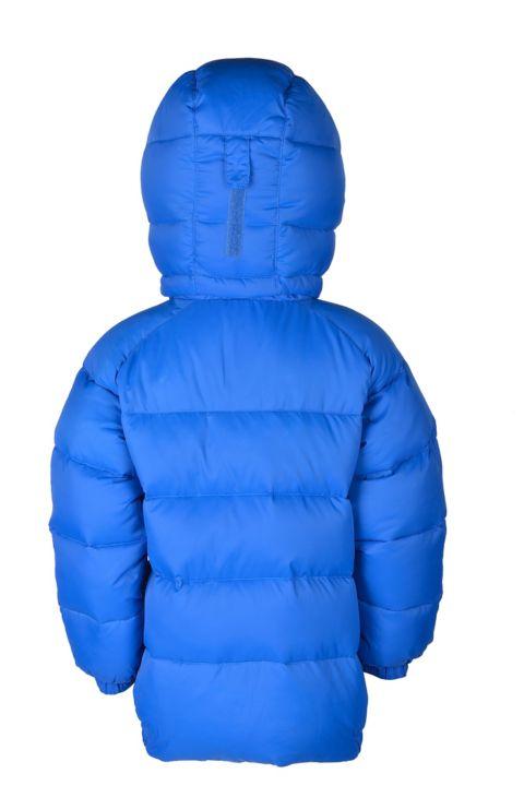 Bymarka dunjakke barn PRINCESS BLUE