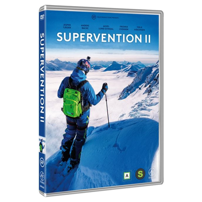 Supervention 2 DVD-film