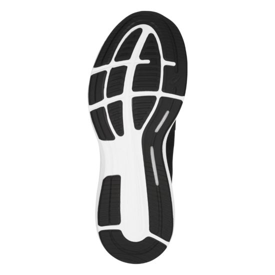 Roadhawk Løpesko Dame BLACK/SILVER/WH