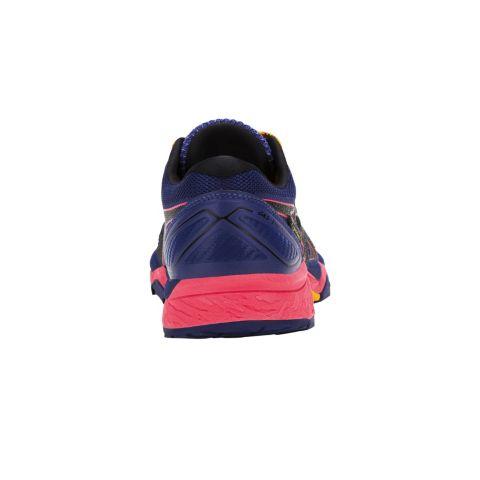 Gel-Fujitrabuco 6 GTX® terrengløpesko dame BLUE PRINT/BLAC