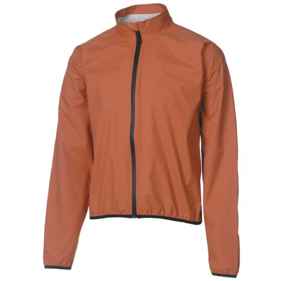 Breathable Alberto Sykkeljakke ORANGE