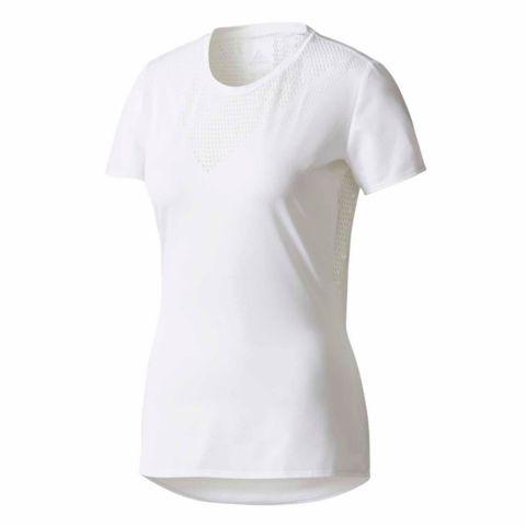 Feminine Tee Treningsoverdel Dame WHITE