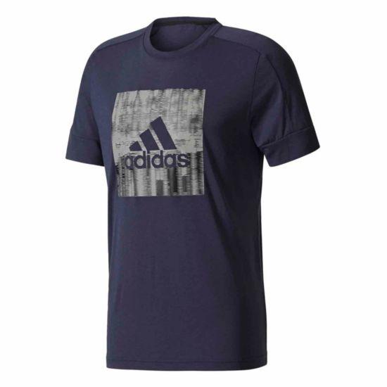 ID Flash T-Skjorte Herre TRABLU/BLACK
