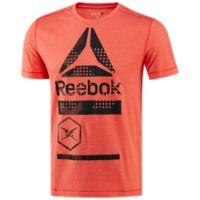 SpeedWick Blend Graphic T-Skjorte Herre