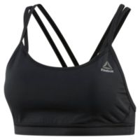 Reebok Hero Strappy Bra - Speckled Dame