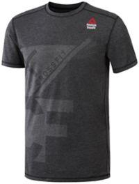 CrossFit Burnout T-skjorte Herre