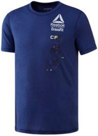CrossFit Dual Blend Trenings T-skjorte Herre