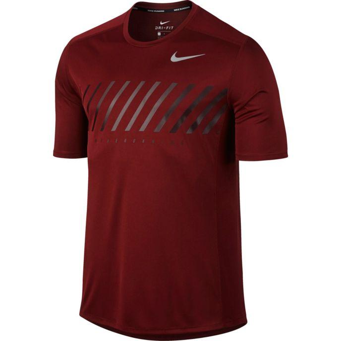 NK Dry Miler Trenings T-Skjorte Herre
