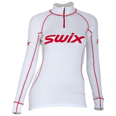 Swix RaceX superundertøyoverdel dame BRIGHT WHITE Xl BRIGHT WHITE Dame,Jente Xl