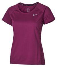 Nike Dry Miler Trenings T-skjorte Dame