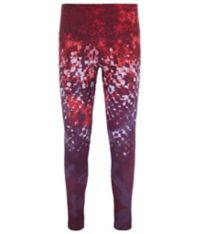 Super Waisted Printed Tigths Dame