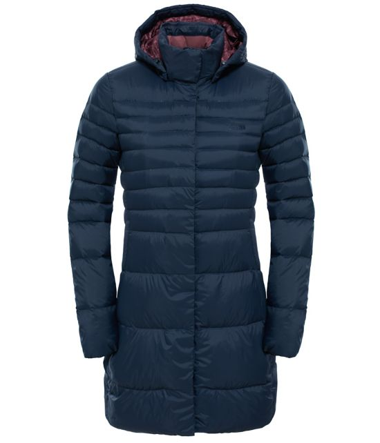 King Canyon Parka Dame URBAN NAVY