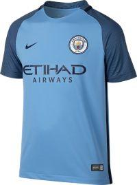 Manchester City Fotballtrøye Jr.