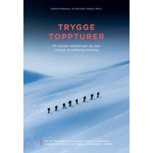 Trygge toppturer -111 Norske Fjell Bok