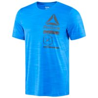 Activechill Zoned Graphic T-Skjorte Herre