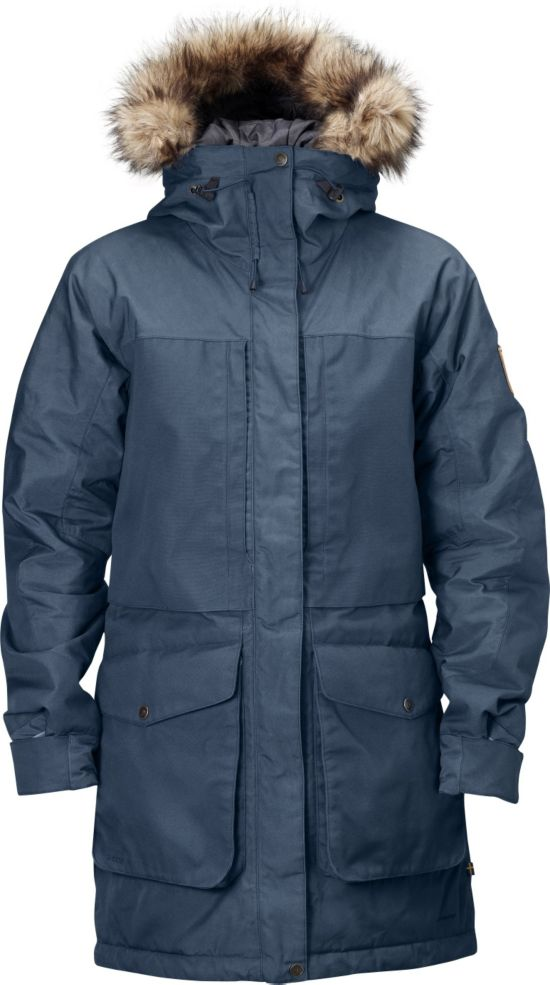 Barents Parka Dame UNCLE BLUE