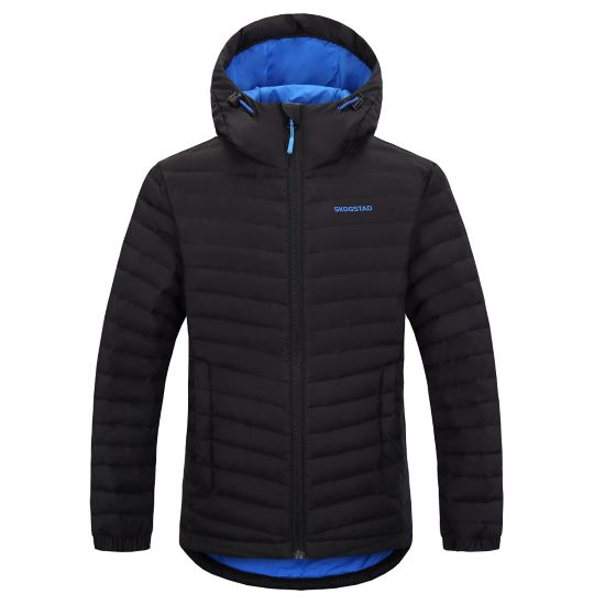 Rjukan Dunjakke Junior BLACK