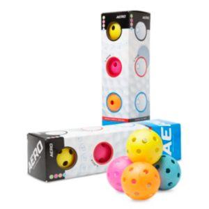 Aero Floorball 4-pk innebandyballer