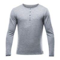 Hessa Button Shirt Ulltrøye Herre