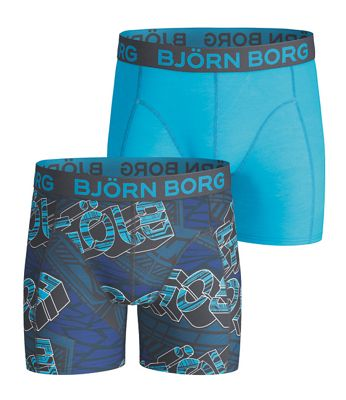 Boxershorts Bomull 2Pack Jr