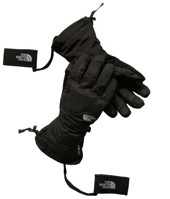 M Montana Glove TNF BLACK