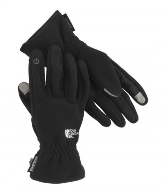 Pamir Etip Windstoppervante Herre TNF BLACK