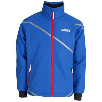 Swix Rookie langrennsjakke junior ROYAL BLUE 116/6YRS ROYAL BLUE Unisex 116/6YRS