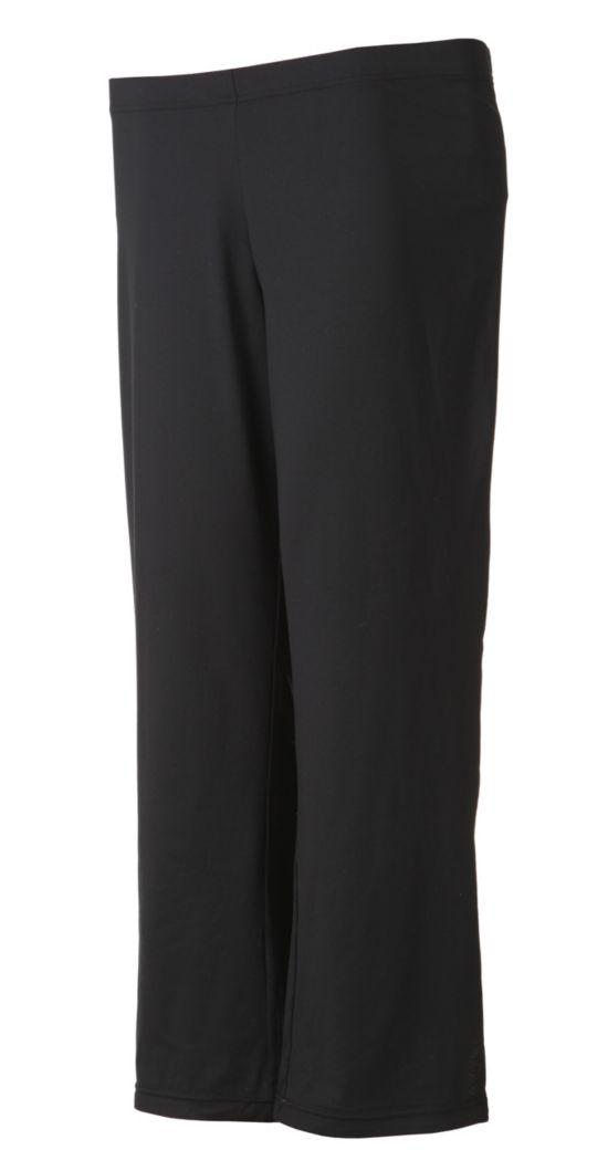 Zelosa Capri Bukse Dame BLACK