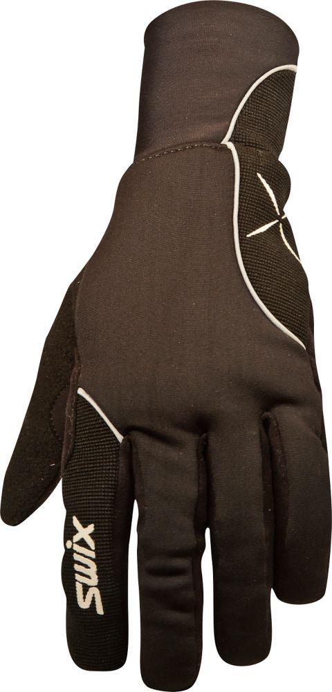 XC Gloves Juniors Langrennshanske SORT