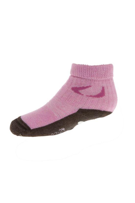 Ulvang Aktiv Kids Anti Slip Sokk Barn WILD ROSE/MOCCA