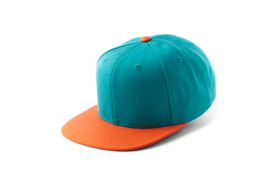 Two Tones Snapback Cap