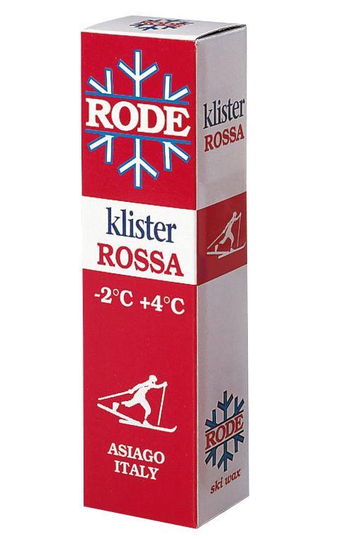 K40 Klister Rossa