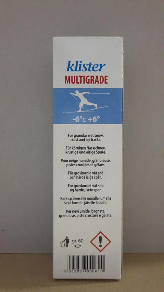 K76 Klister Multigrade