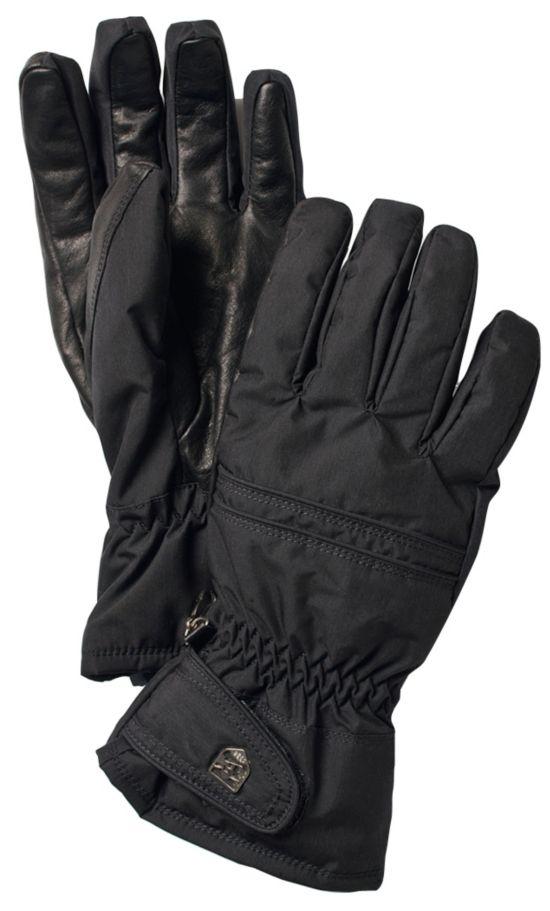 Leather Primalofthanske Dame SVART/SVART