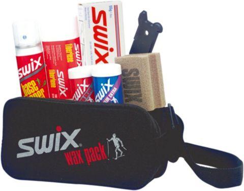 P34 XC Wax Kit. Cont Smøresett 7 deler