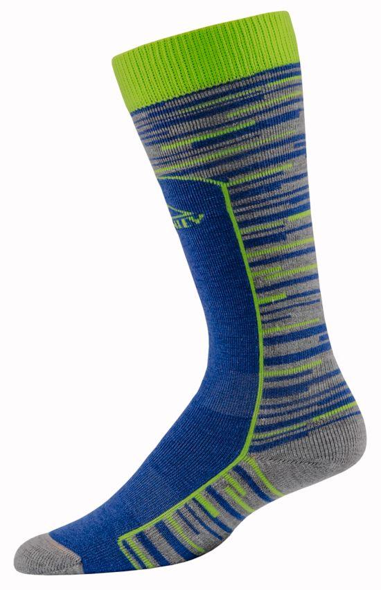 Socky Alpinsokk Jr. BLUE DARK