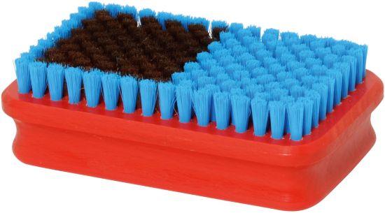 T159B Brush Rect. Combi Bron./N