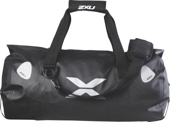 Seamless Waterproof Bag 35L BLACK/BLACK