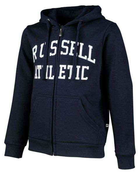 Zip Through Hoody NAVY