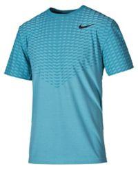 Nike Zonal Cooling Trenings T-skjorte Herre